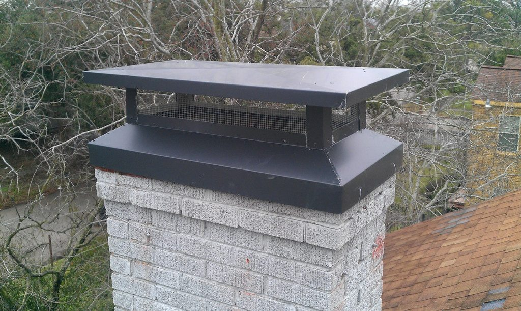 Chimney Cap Installation Services In Texas Chimney
